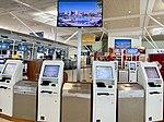 Self check in at Brisbane International Terminal in March 2019, 02.jpg