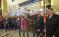 Seligerskaya station - opening ceremony.jpg