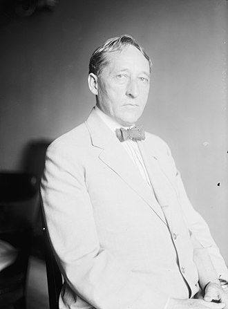 William H. King - Image: Sen. Wm. H. King, Utah LCCN2016845501 (cropped)