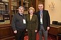 Senator Stabenow meets with representatives of the Mystic Lake YMCA (33268700216).jpg