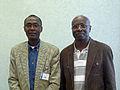 Serge Loungou et Marc-Louis Ropivia-Festival international de géographie 2012 (1).jpg