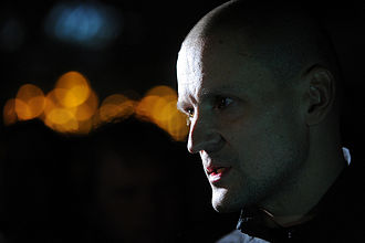 Sergei Udaltsov - Addressing supporters after release from jail, 24 May 2012