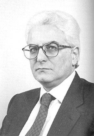 Sergio Mattarella - Sergio Mattarella in 1994