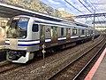 Series E217 Y-1 in Zushi Station 07.jpg