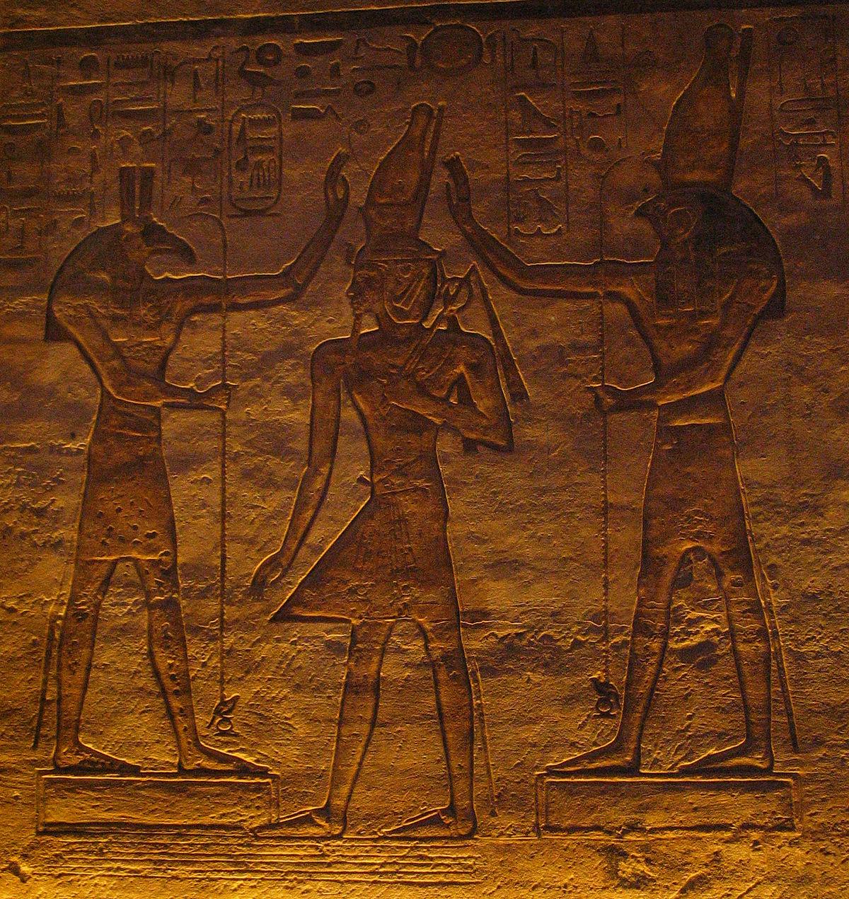 mythes royaux de l233gitimation dans l201gypte antique