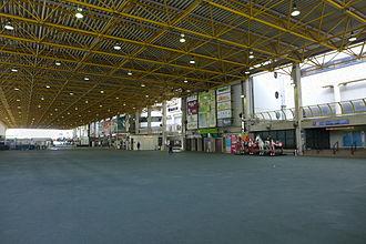 Sha Tin Racecourse - Racecourse Concourse
