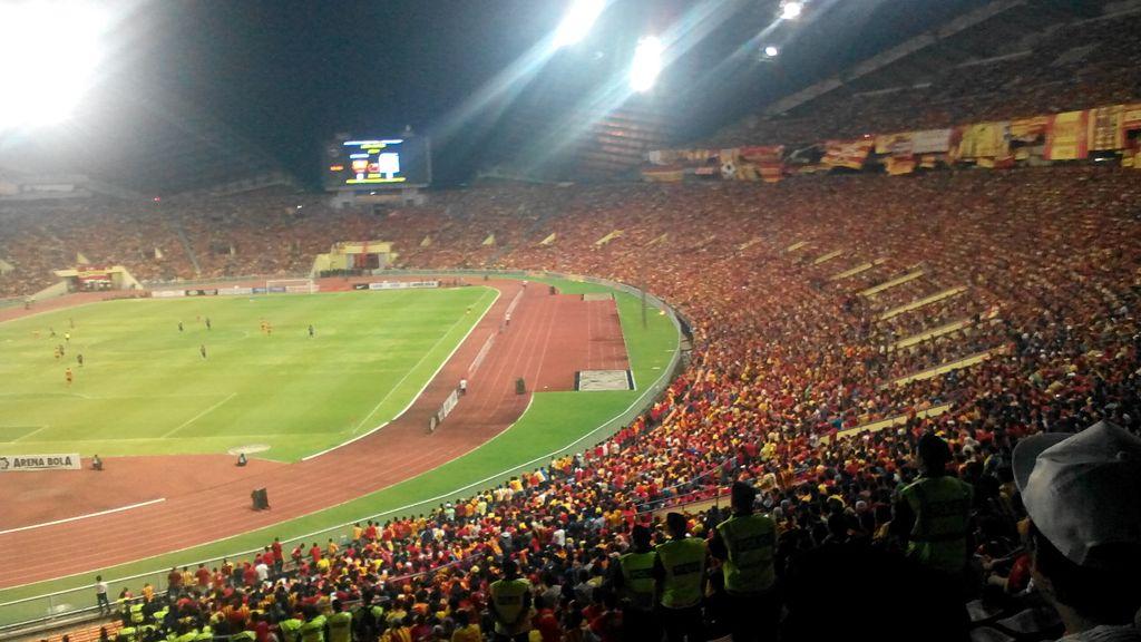 Selangor FA Stadium Shah Alam