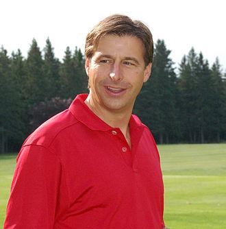 2003 New Brunswick general election - Image: Shawn Graham 2007