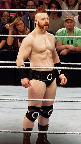 Sheamus in 2015