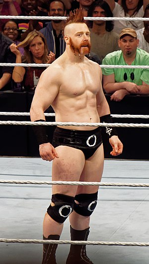 Sheamus - Sheamus in March 2015