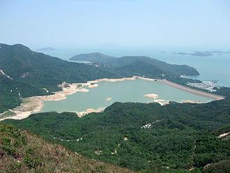 Shek Pik Reservoir - Image: Shek Pik Reservoir 3