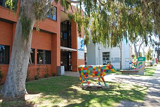 Shepparton - City of Greater Shepparton Council Complex at Welsford Street
