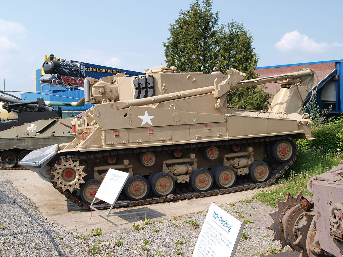 M74 Tank Recovery Vehicle Wikidata