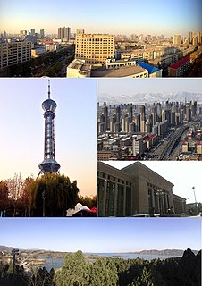 Shijiazhuang Prefecture-level city in Hebei, Peoples Republic of China