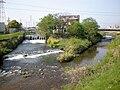 Shinkottu-yousui & Ōyama River.JPG