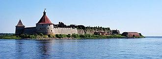 Shlisselburg - Oreshek Fortress