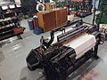 Shorrocks Lancashire Loom with a weft stop MOSI 6407.JPG