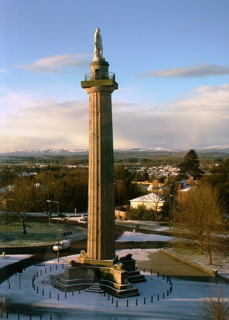 Shrewsbury Column