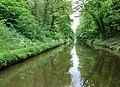 Shropshire Union Canal near Church Eaton, Staffordshire - geograph.org.uk - 1386031.jpg