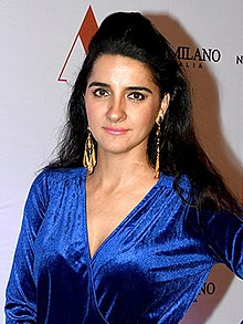 Shruti Seth graces Festivelle Boss Lady event (05) (cropped).jpg
