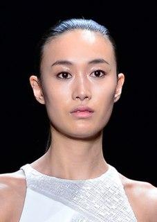 Qin Shupei Chinese model