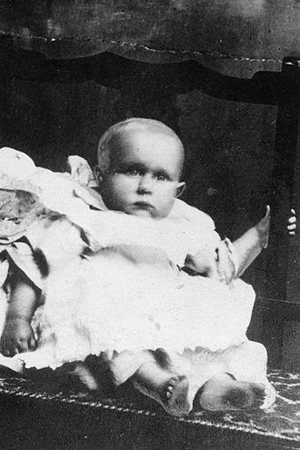 The Unknown Child - Sidney Goodwin, circa 1911