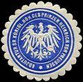 Siegelmarke Adjutantur Seiner Königlichen Hoheit des Prinzen Heinrich von Preussen W0255841.jpg