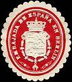 Siegelmarke Embajada de Espana en Berlin W0223619.jpg