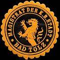 Siegelmarke Magistrat der Königlich Bayerischen Stadt - Bad Tölz W0256010.jpg