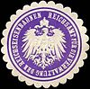 Siegelmarke Reichsamt für die Verwaltung der Reichseisenbahnen W0221930.jpg