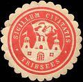Siegelmarke Sigillum Civitatis Tribsees W0209303.jpg
