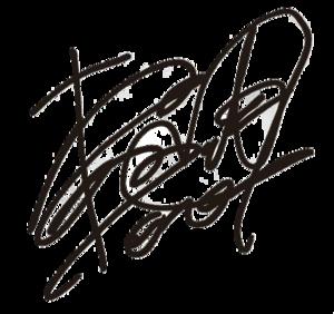Tomomi Itano - Image: Signature Tomomi Itano