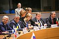 Signing the joint notification on the permanent structured cooperation (PESCO) (37673923304).jpg