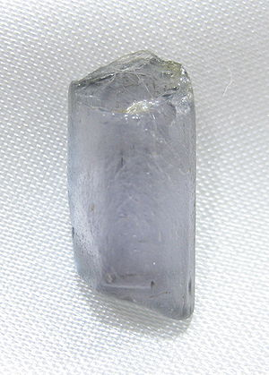 Sillimanite - Silimanite crystal from Sri Lanka