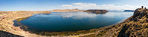 Lake Umayo - Lake Umayo