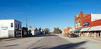 Silver City, Iowa - Image: Silver City, IA2