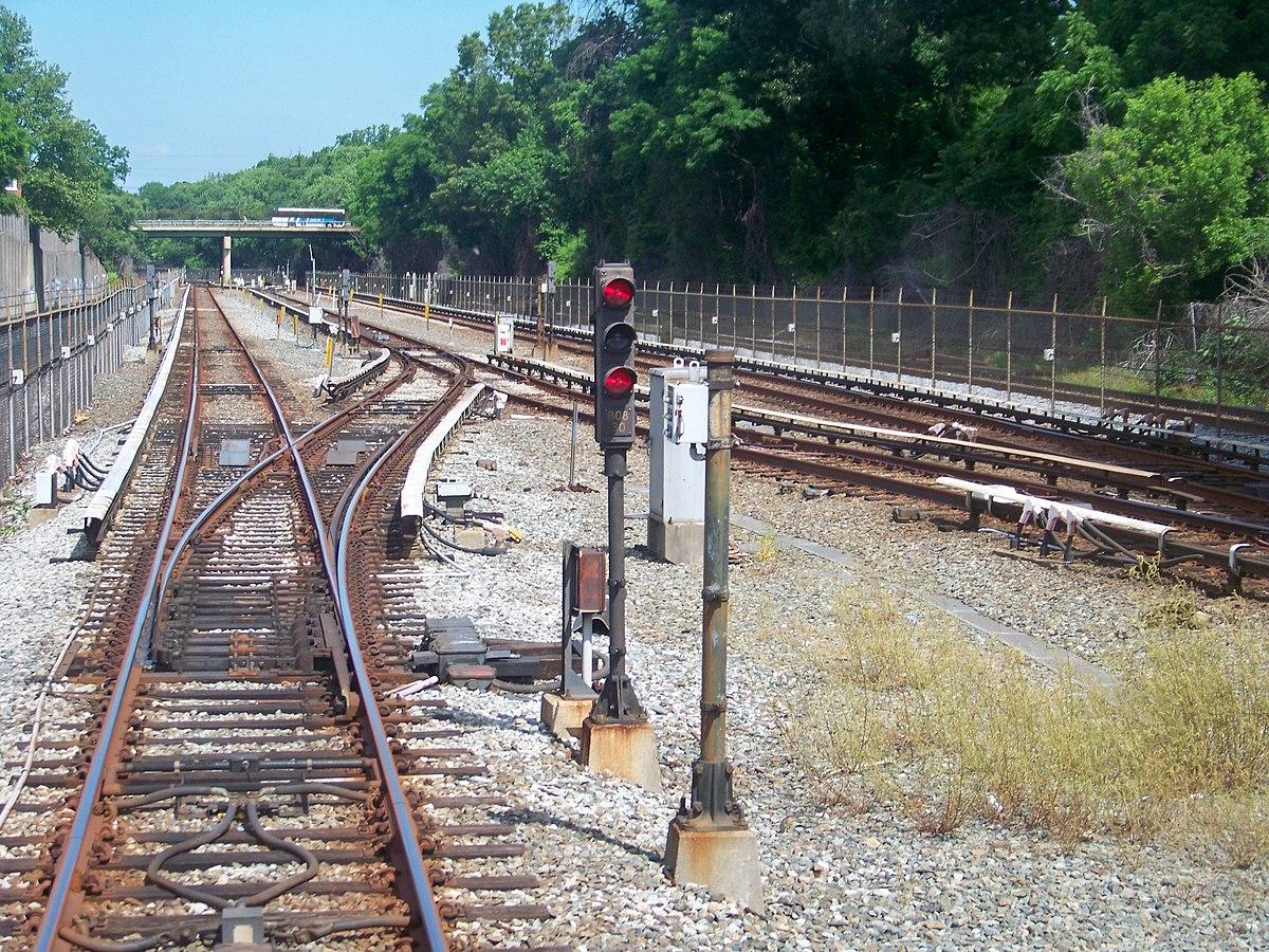 Washington Metro Signaling And Operation Wikipedia