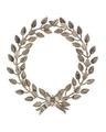 Silverbröllopskrans - Hallwylska museet - 109602.tif