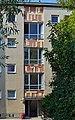 Simmering - Gemeindebau Salvador-Allende-Hof - Stiege 77.jpg