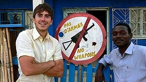 Simon Reeve (British TV presenter) - Simon Reeve in Equator