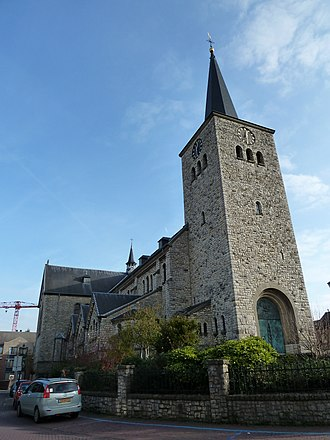 Saint Remigius Church - Image: Simpelveld Kerk (3)