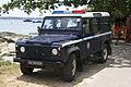 Singapore Police Force Land Rover Defender, Pulau Ubin, Singapore - 20071102.jpg