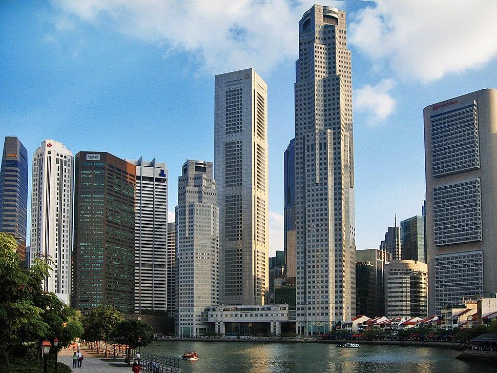 Singapore skyline-firstrender