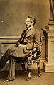 Sir Edward Bulwer Lytton. Photograph. Wellcome V0028557.jpg