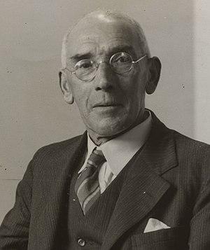 Alfred Ransom - Sir Alfred Ransom in ca 1938