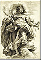 Sir Peter Paul Rubens - Saint Catherine (of Alexandria) in the Clouds - Google Art Project.jpg