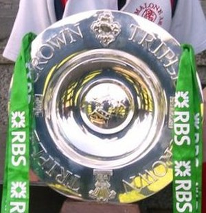 Triple Crown (rugby union) -  Triple Crown Trophies
