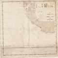 Sjøkart over sørkysten av Norge, fra Utsira til Trysfjorden, fra 1860-tallet.png