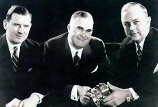 The Three Musketeers (Studebaker engineers)