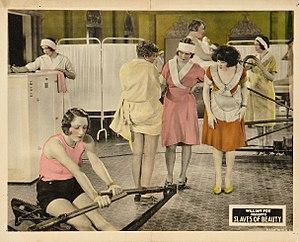 Slaves of Beauty - lobby card